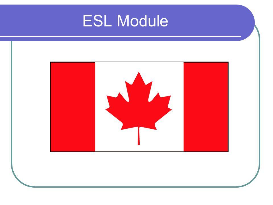 ESL Module