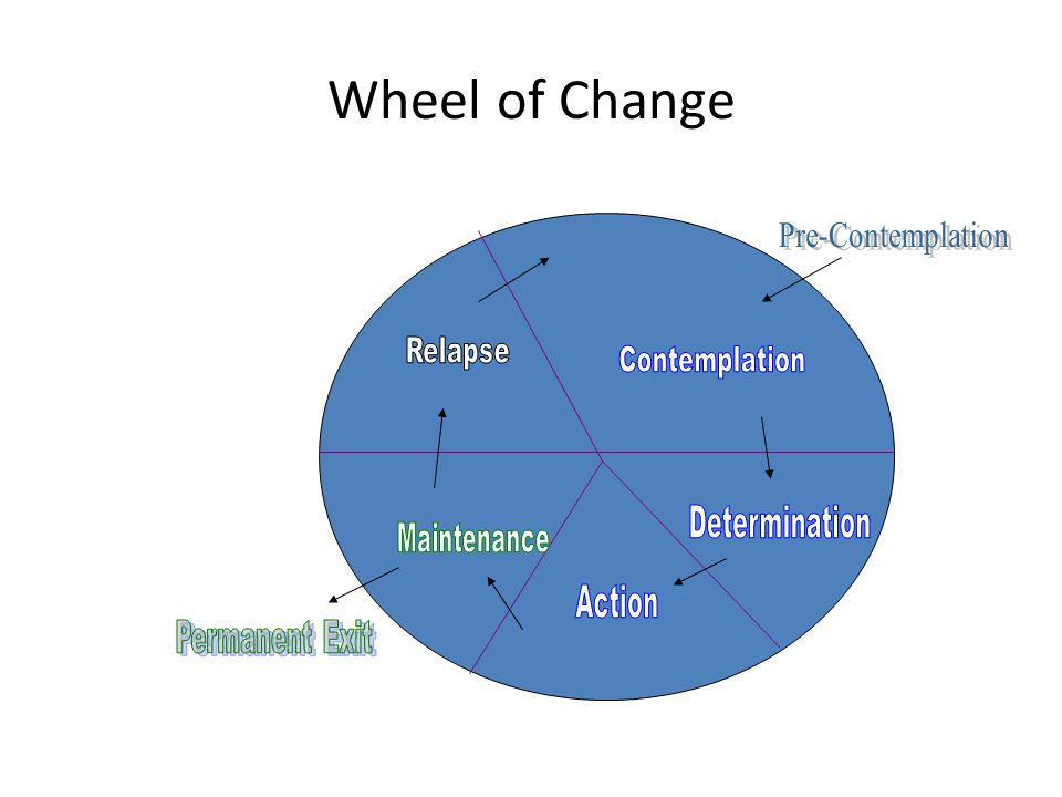 Wheel of Change