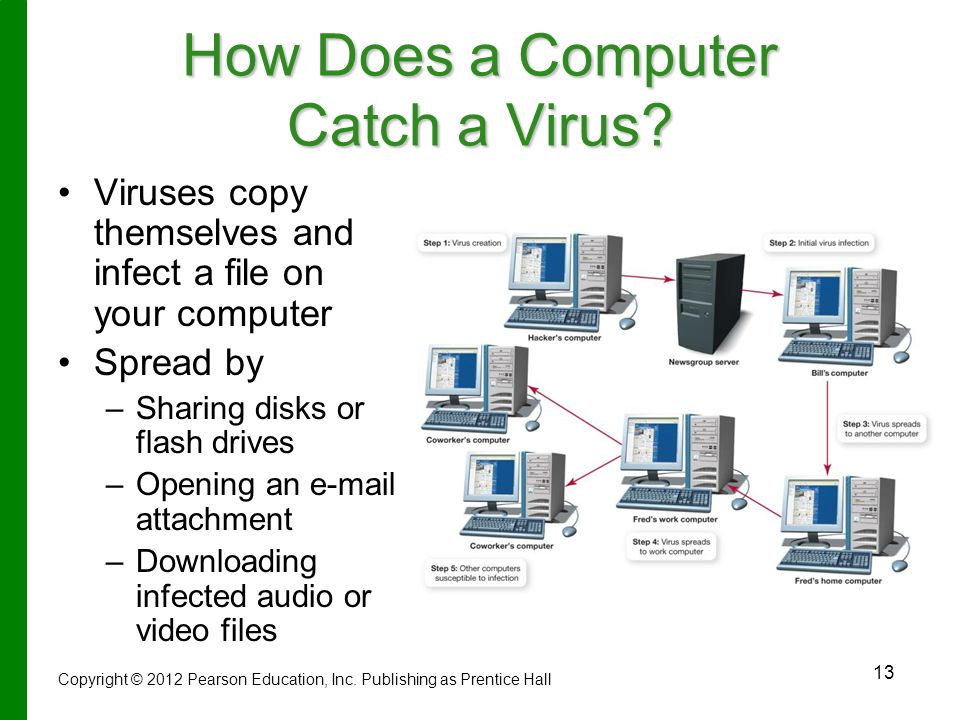 13 How Does a Computer Catch a Virus.