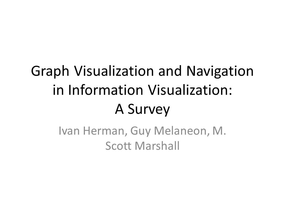 Key Issues Size of graph Planarity Minimization of graph area Aesthetics Algorithm complexity Predictability