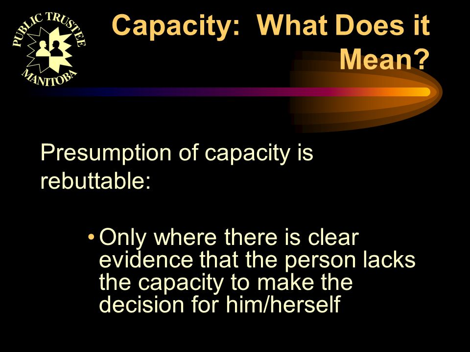 Capacity to Enter into a Contract A contract is voidable if: A party was incapable of understanding the terms and consequences of the contract; and The other party knew or ought to have known of the incapacity