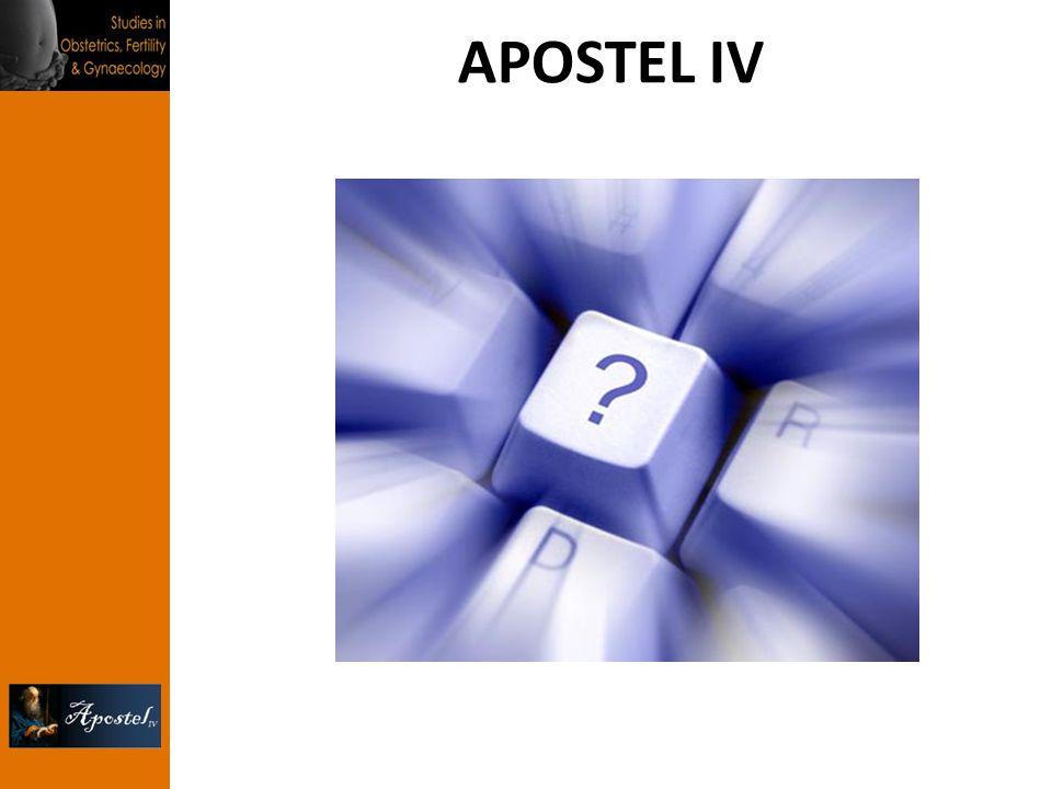 APOSTEL IV