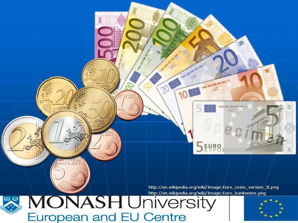 http://en.wikipedia.org/wiki/Image:Euro_coins_version_II.png http://en.wikipedia.org/wiki/Image:Euro_coins_version_II.png http://en.wikipedia.org/wiki/Image:Euro_banknotes.png http://en.wikipedia.org/wiki/Image:Euro_banknotes.png