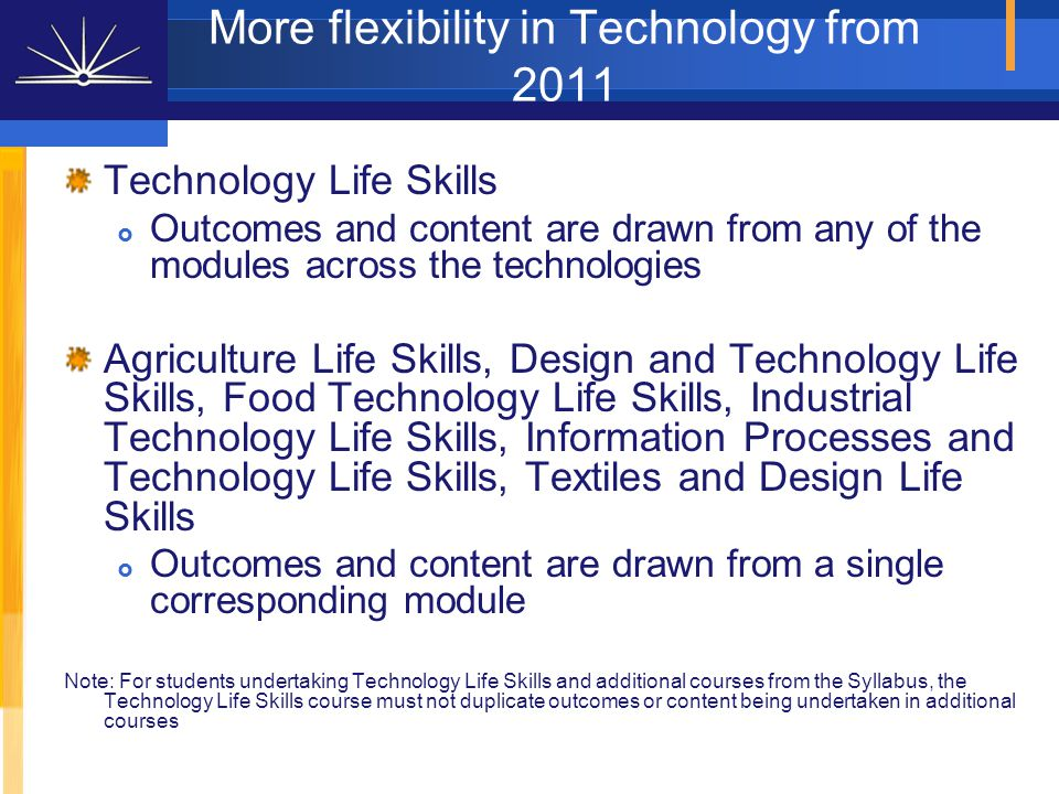 Stage 6 Life Skills Courses