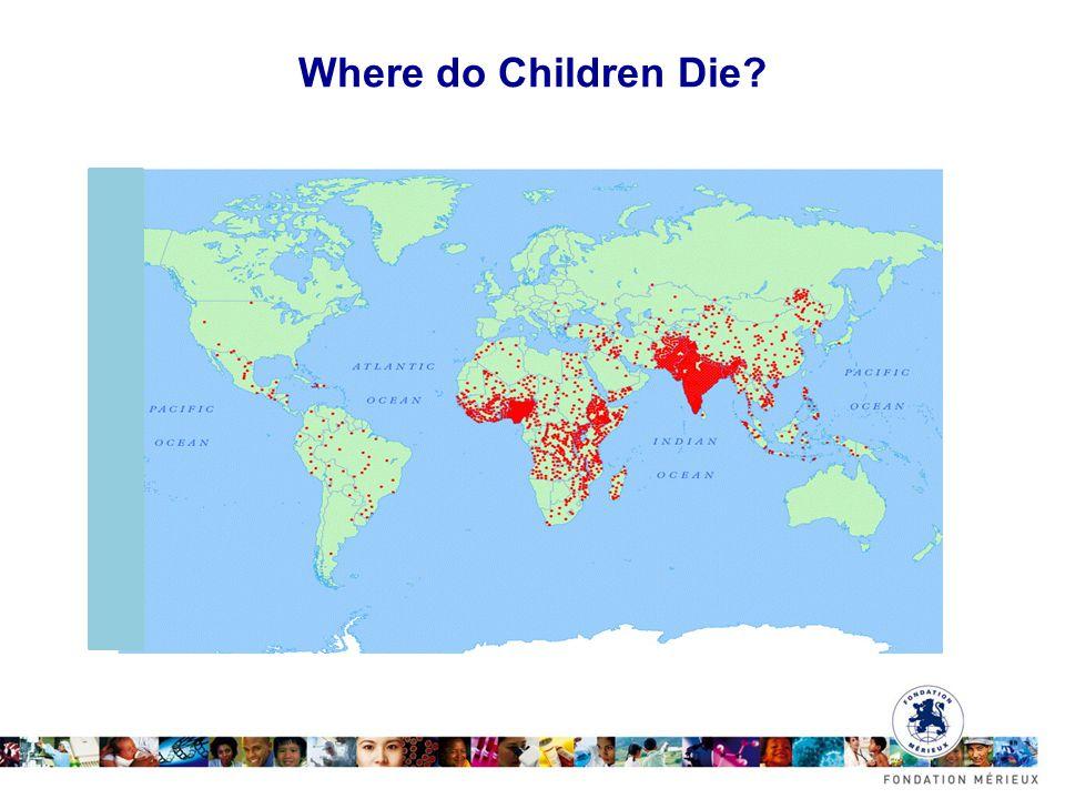 Where do Children Die