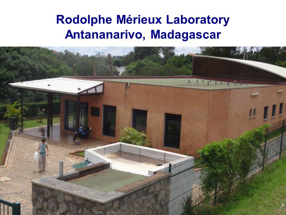 Rodolphe Mérieux Laboratory Antananarivo, Madagascar