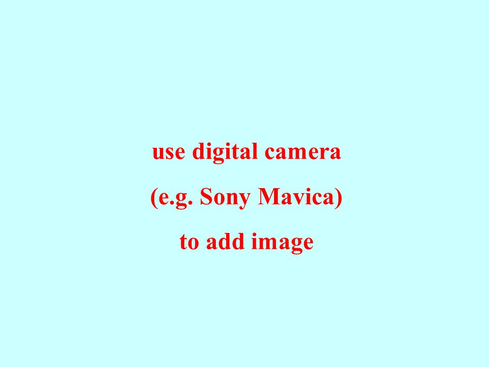add or import images (file.jpg or file.gif), edit, save and preview