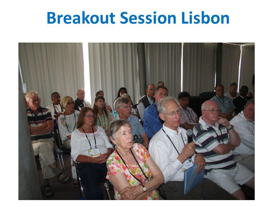 Breakout Session Lisbon