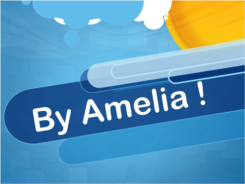 By Amelia !