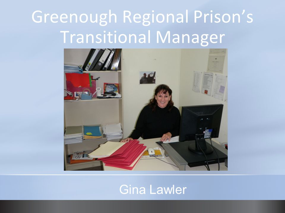 Geraldton Resource Centre's Manager of Operations Chris Gabelish