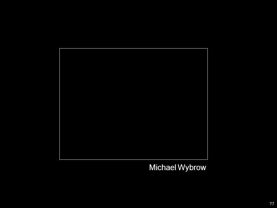77 Michael Wybrow