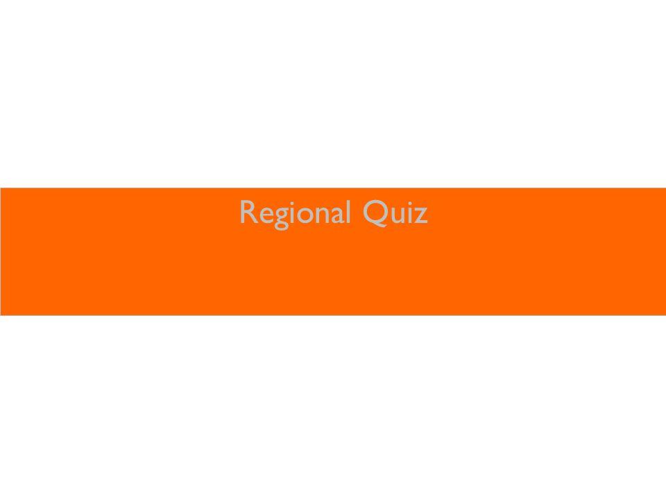 Regional Quiz