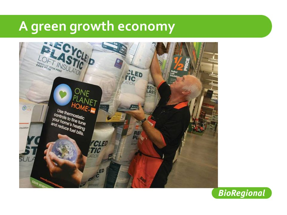 A green growth economy