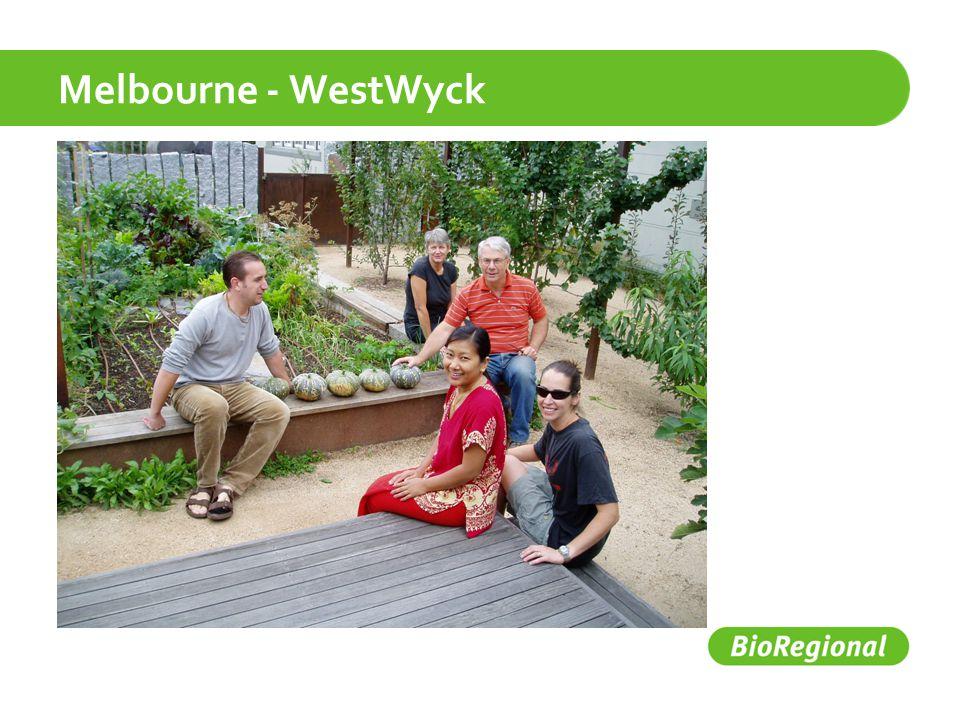 Melbourne - WestWyck
