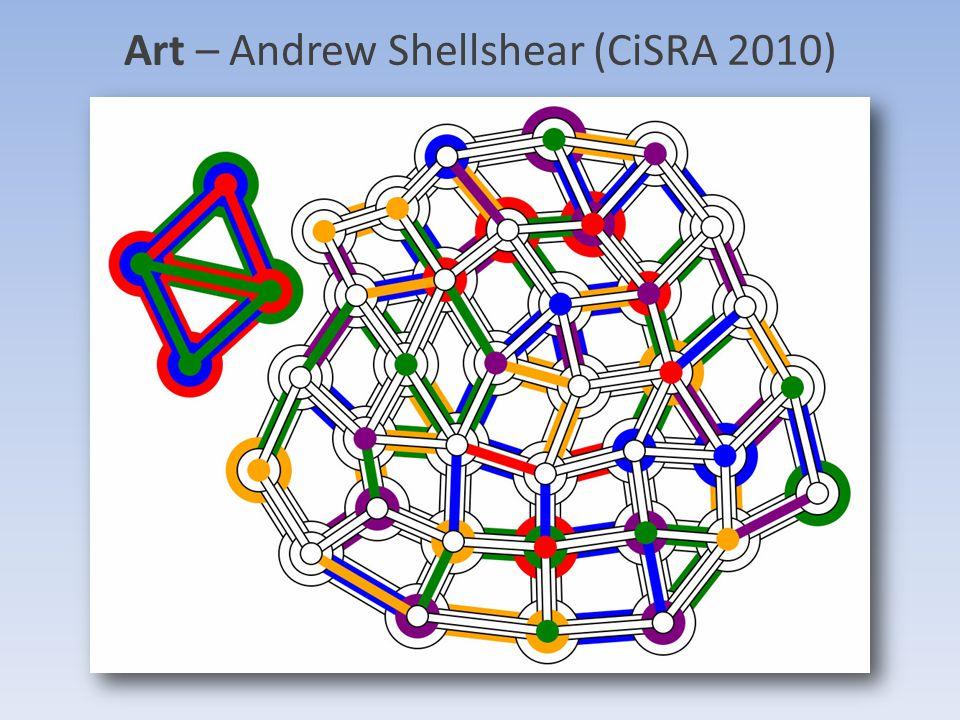 Art – Andrew Shellshear (CiSRA 2010)