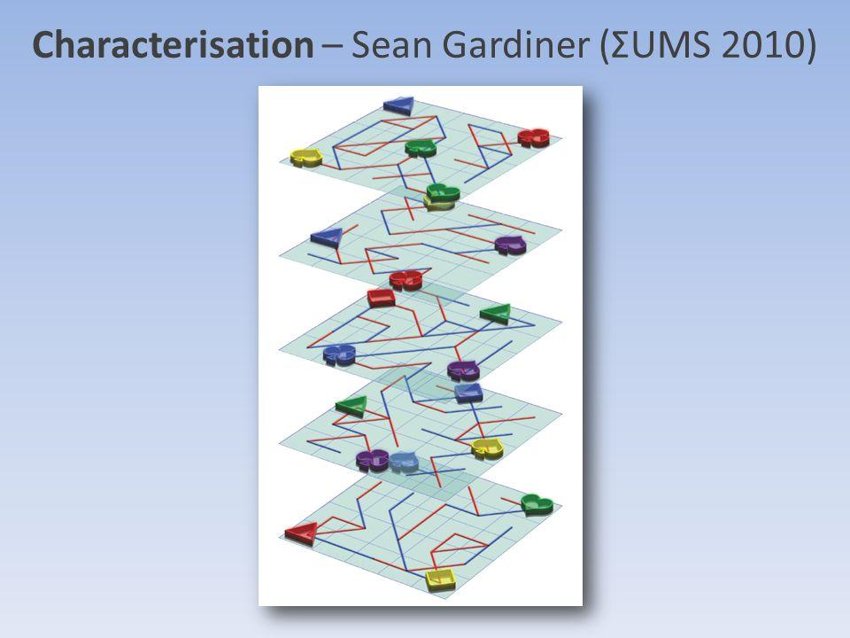 Characterisation – Sean Gardiner (ΣUMS 2010)