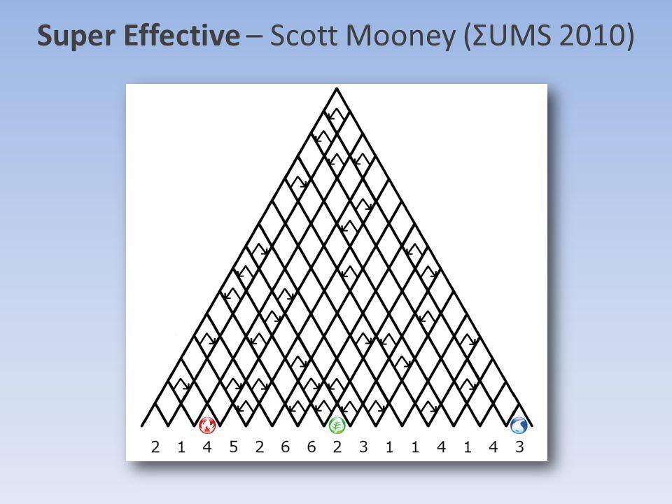 Super Effective – Scott Mooney (ΣUMS 2010)