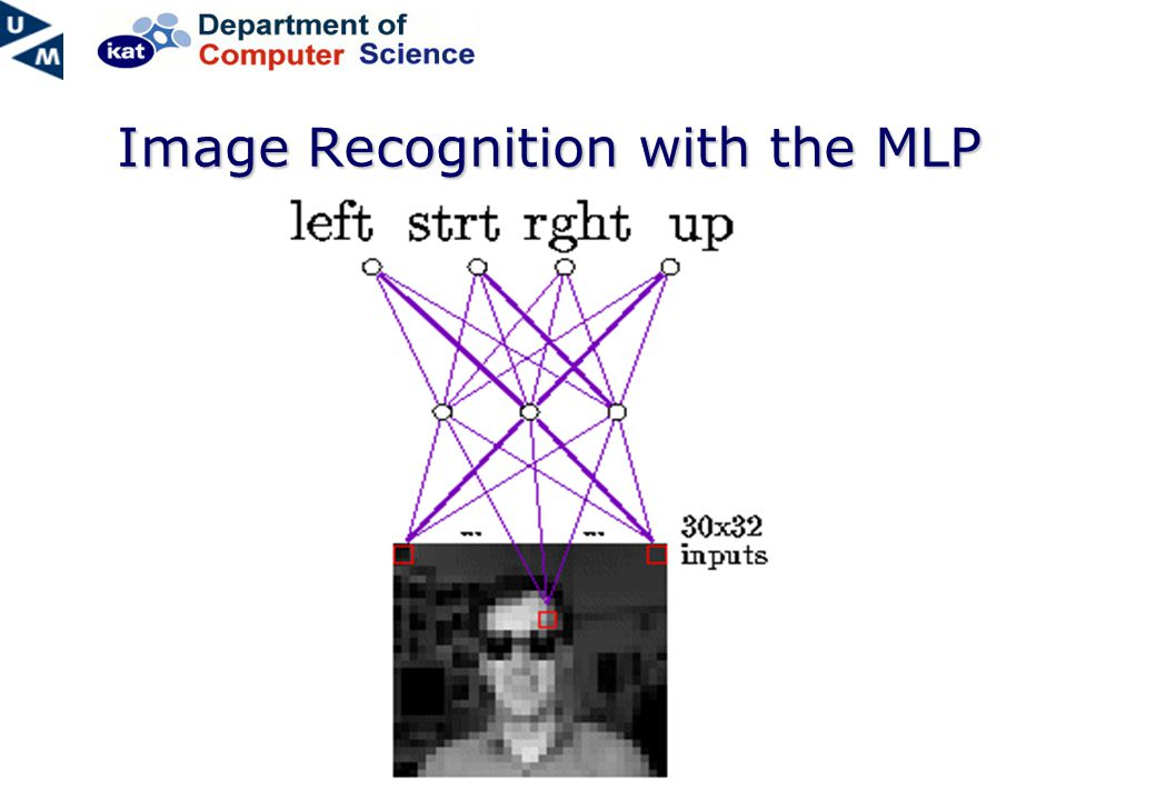 Image Recognition with the MLP