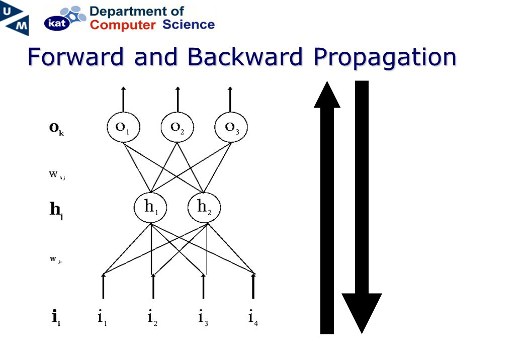 Forward and Backward Propagation