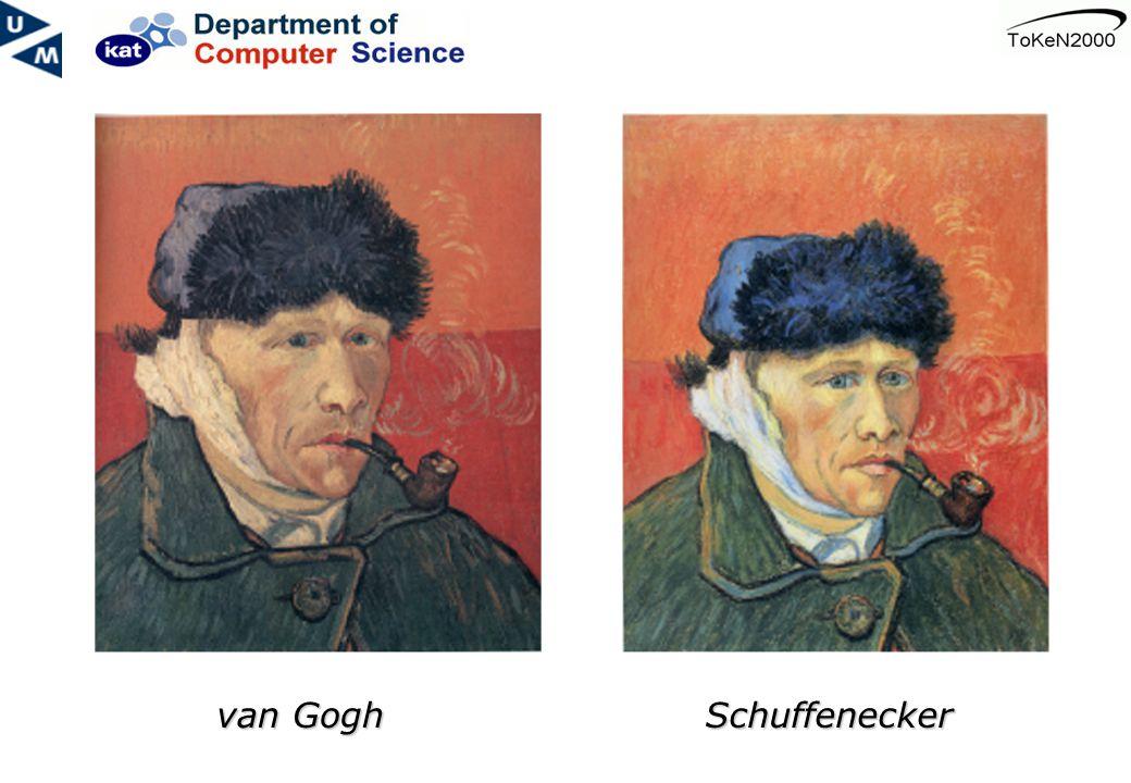 van Gogh Schuffenecker