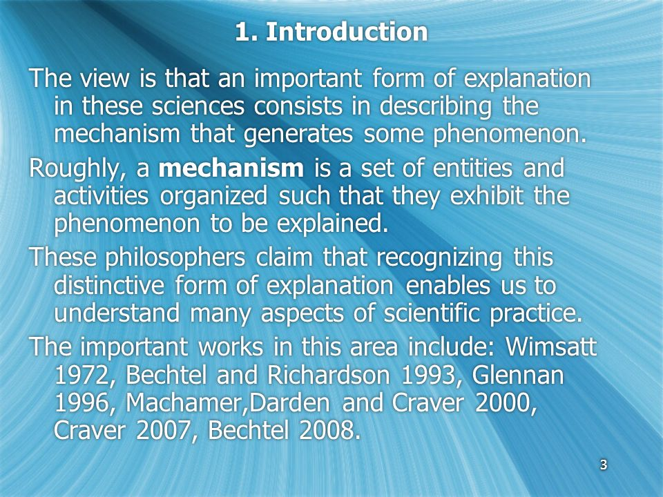 24 5.Example from Psychology The meaning of modularity is much contested in cognitive psychology.