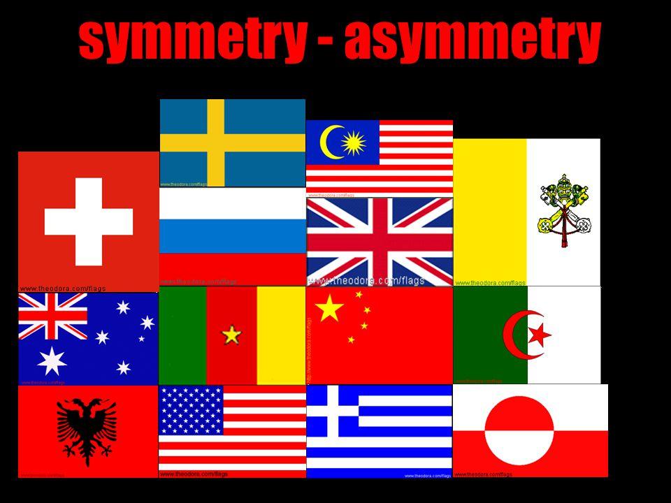 symmetry - asymmetry