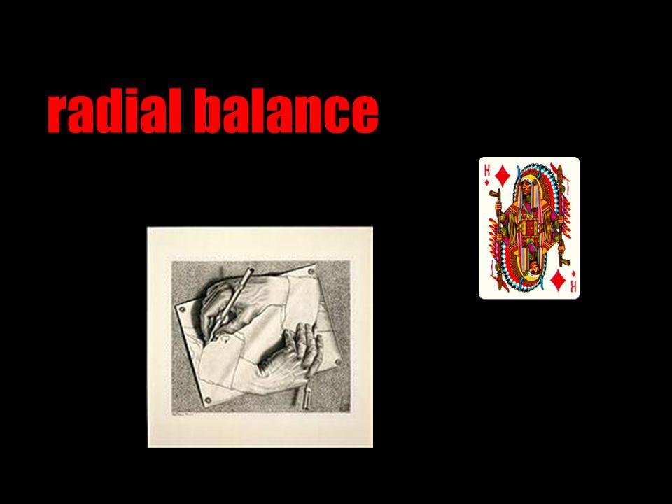 radial balance