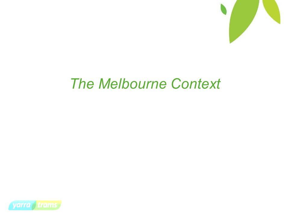 The Melbourne Context