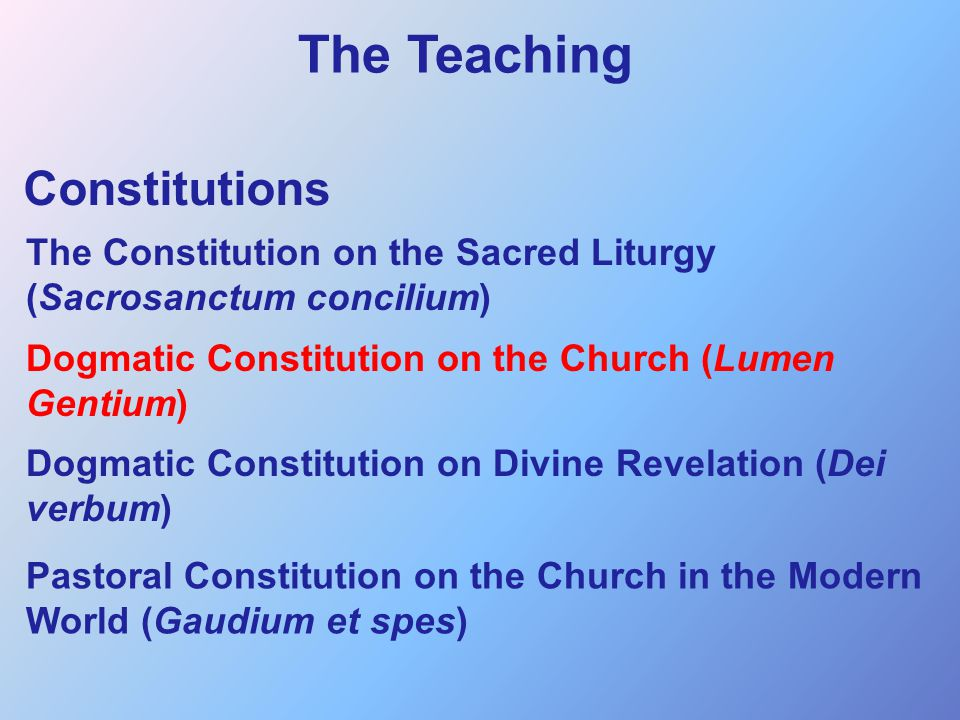 CHURCH AS: People of God Communion Body of Christ etc.