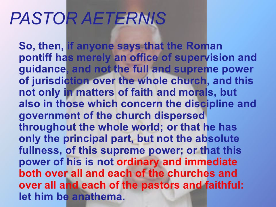 Lumen Gentium The ecclesiology of communion is the central and fundamental idea of the Council ' s documents.