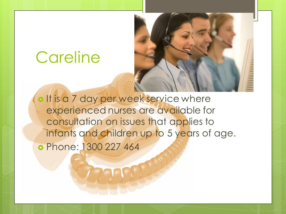 Education and research  Karitane provides parenting education programs at convenient times for the parents  Phone: (02) 9794 2348