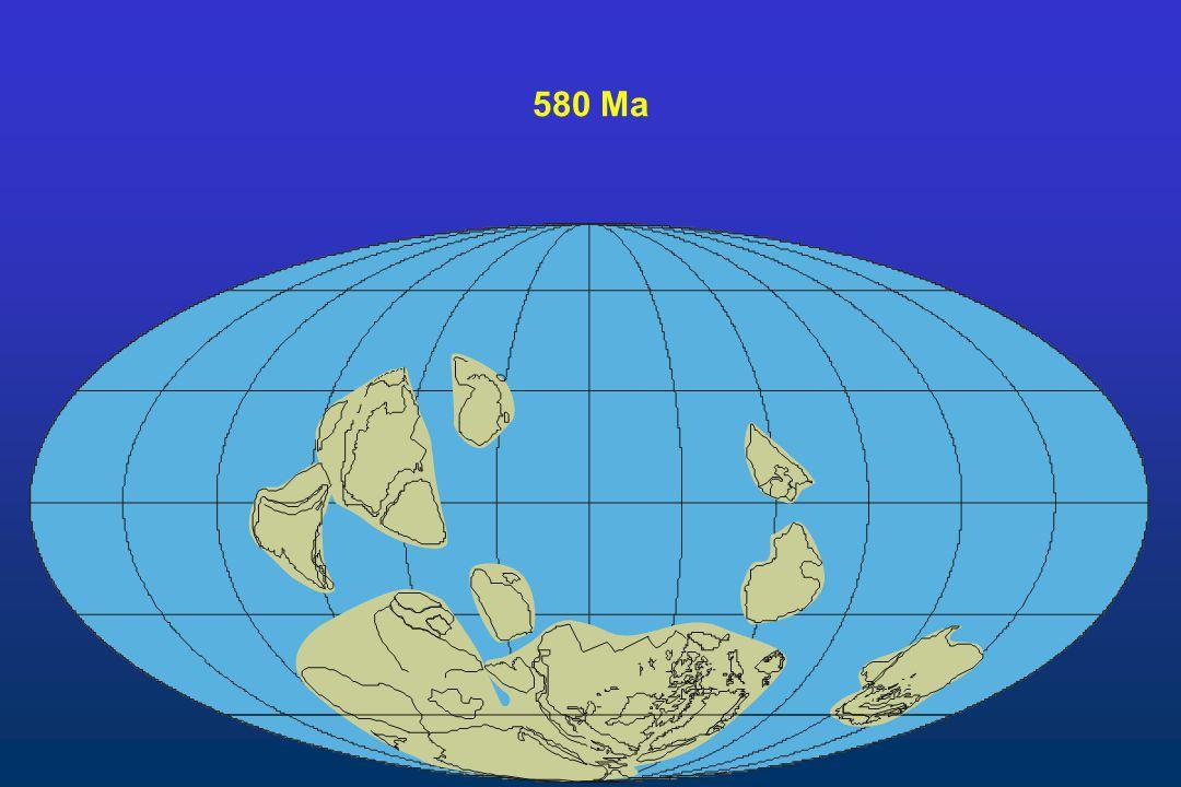 580 Ma