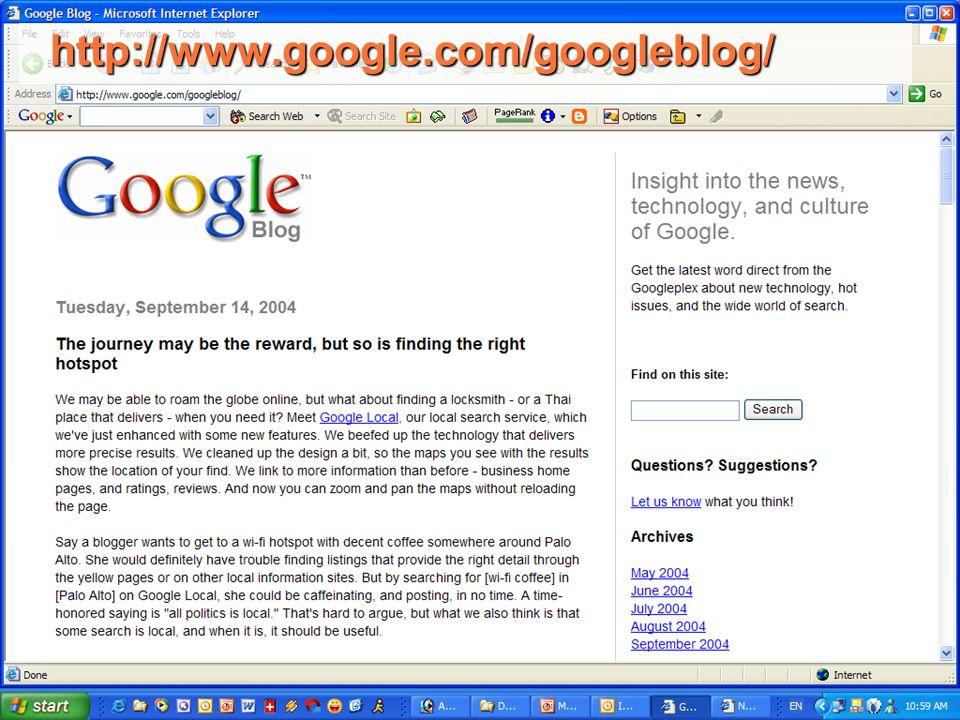 http://www.google.com/googleblog/