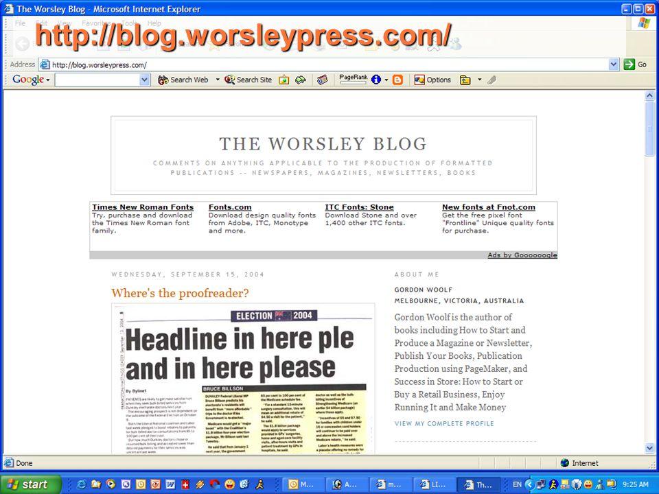 http://blog.worsleypress.com/