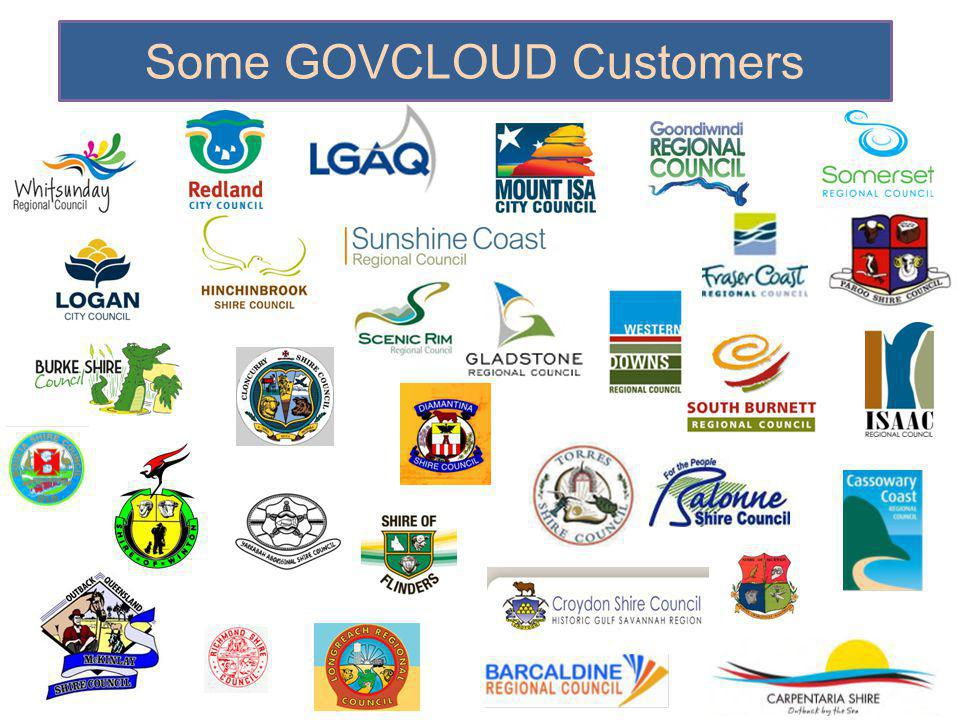 Some GOVCLOUD Customers