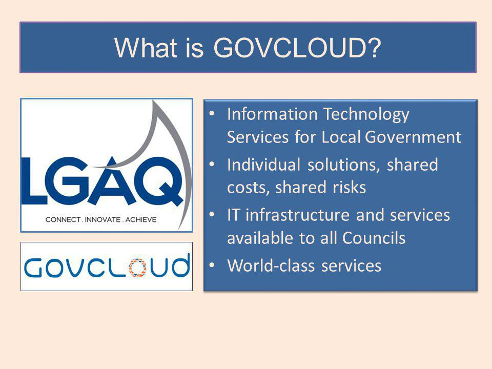 What is GOVCLOUD