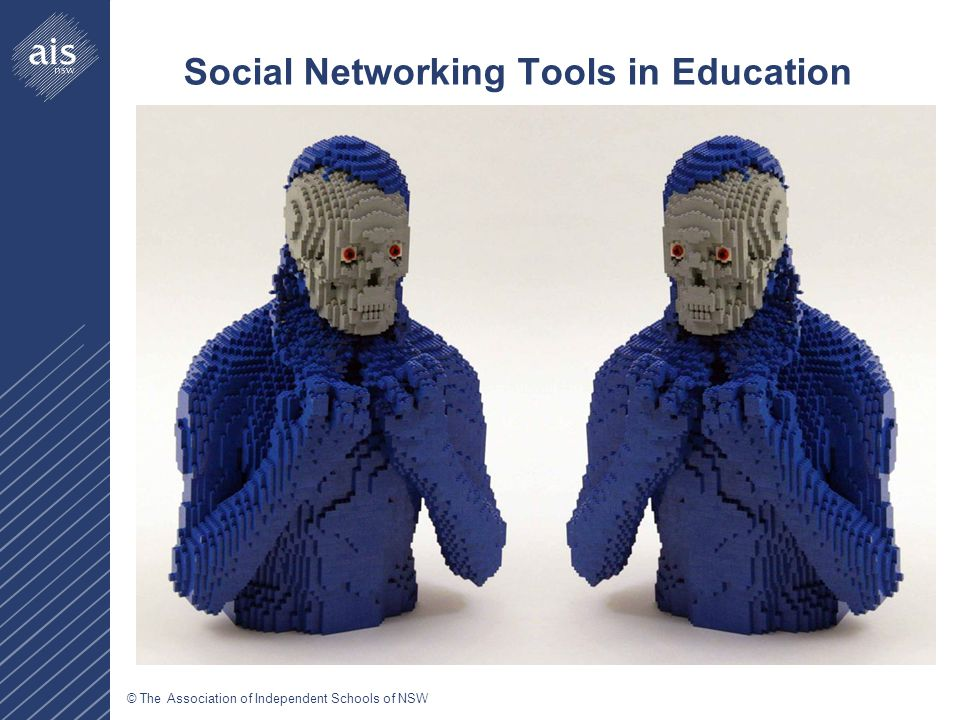 © The Association of Independent Schools of NSW Social Networking Tools in Education