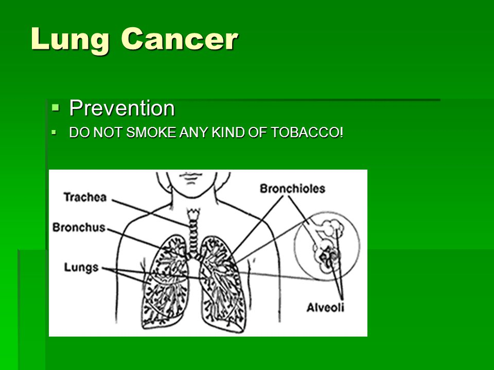 Lung Cancer  Treatment Cont.  Thoracotomy- the opening of the chest wall for surgical procedures.