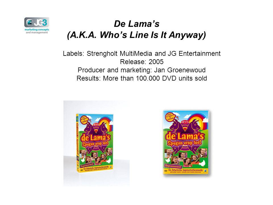 De Lama's (A.K.A.