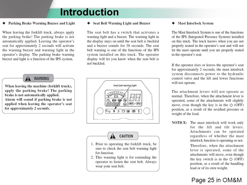 Introduction Page 39 in OM&MControl Fuses