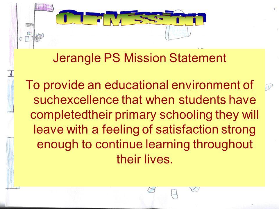 JPS & Values Education Thanks from Mr G –Fed Govt.