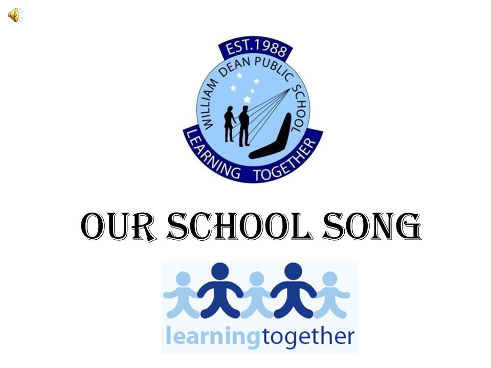 Our School Song