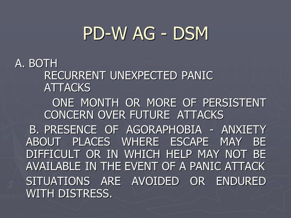 PD-W AG - DSM A.