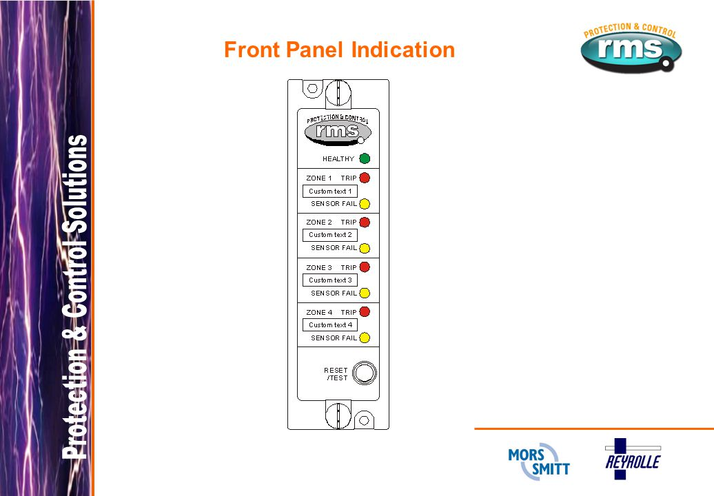 Front Panel Indication