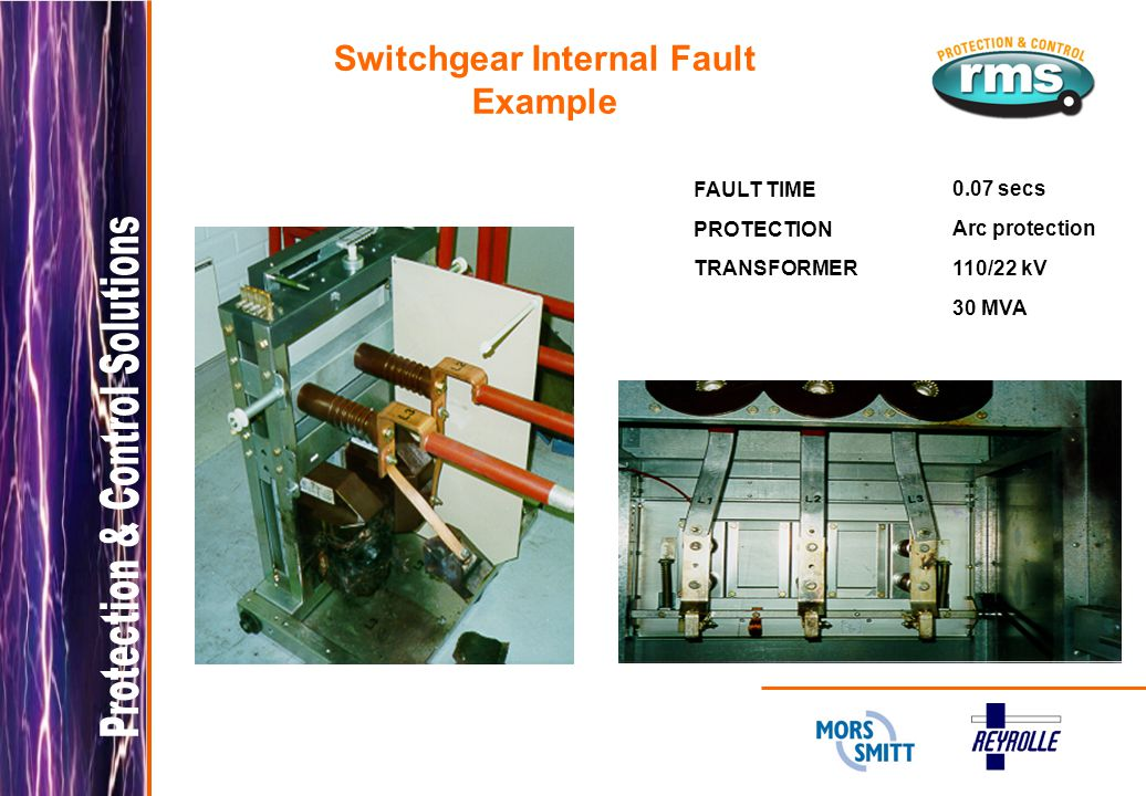 1S25 Arc Fault Monitor The degree of damage caused by arcing depends principally on the duration of the arc.