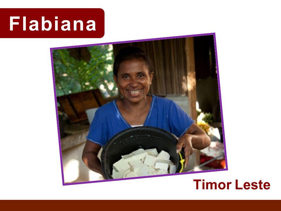 Flabiana Timor Leste