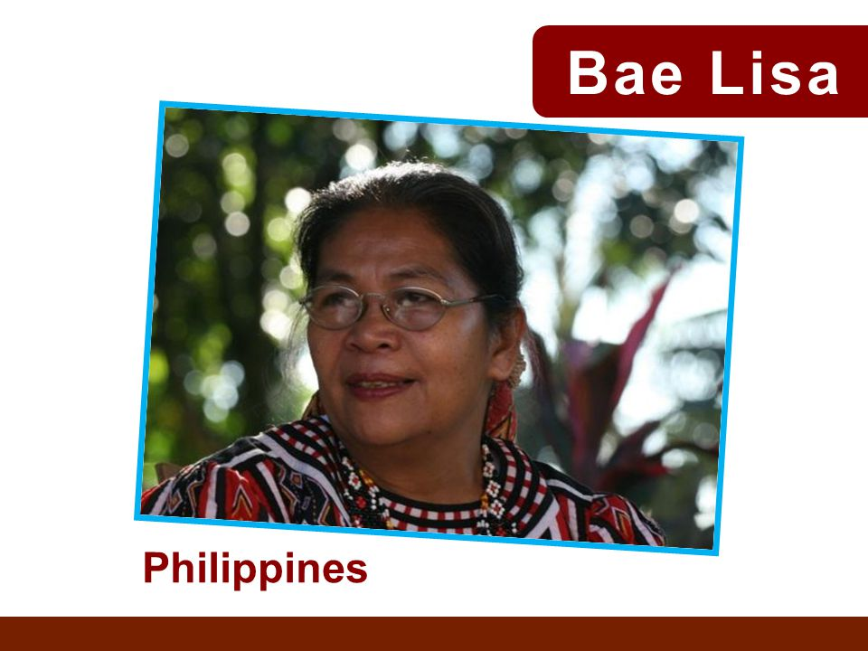 Philippines Bae Lisa