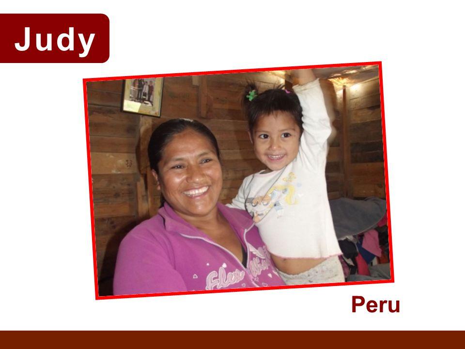 Judy Peru Judy