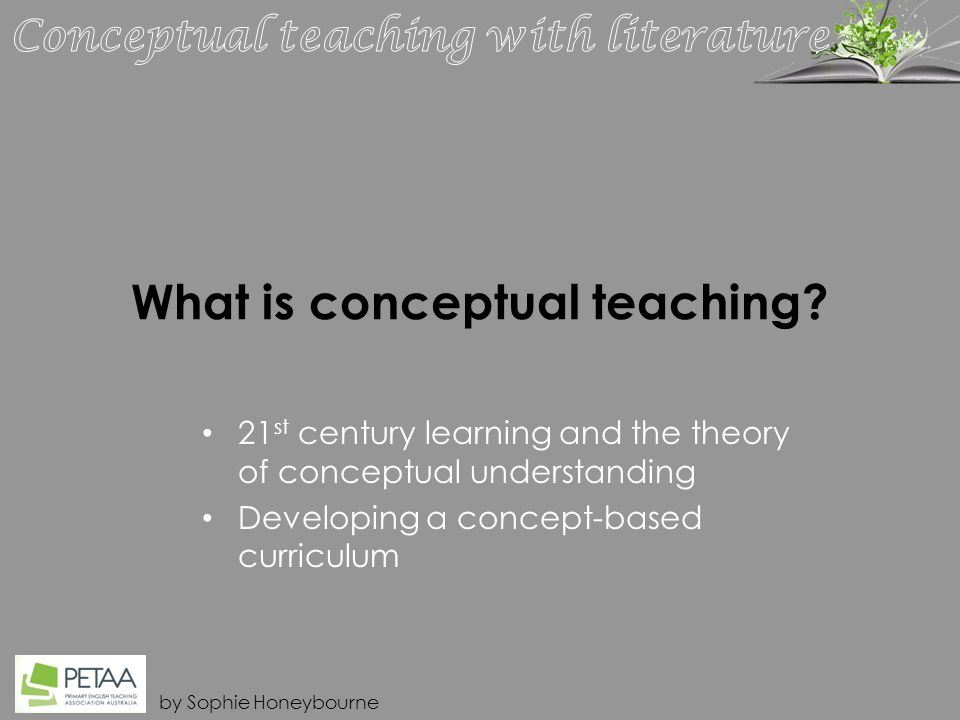 by Sophie Honeybourne Framework for 21 st century learning: http://www.p21.orghttp://www.p21.org New educational context: 21 st century skills Australian Curriculum: General Capabilities