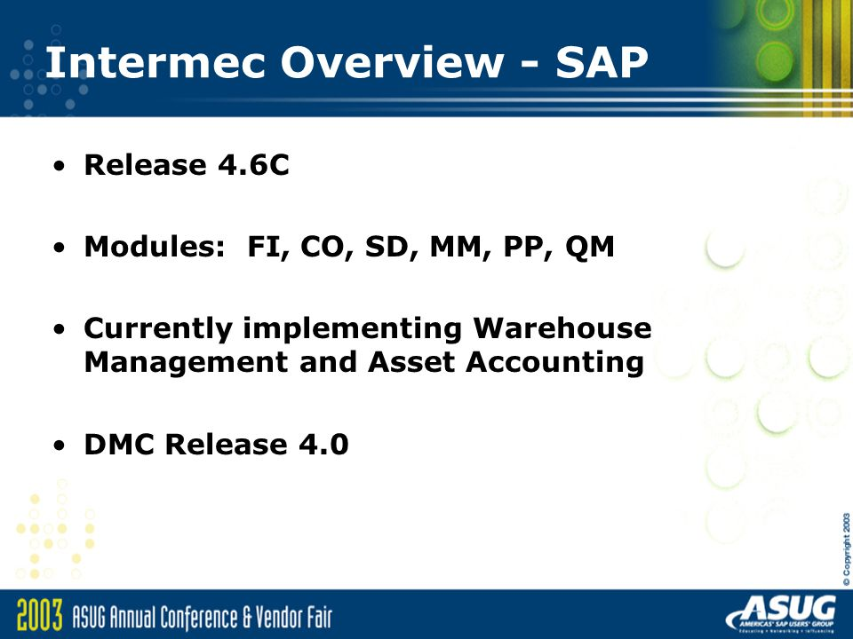 Implementation – Custom Programs Default Owner Creation When a new customer is created in SAP, a program also creates two new entries in the default owner table, one for the credit rep and one for the credit manager.
